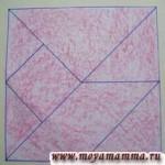геометрический танграм