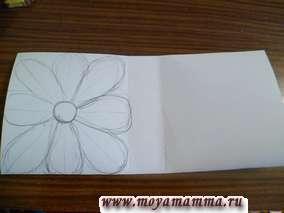 декорирование сумки из бумаги