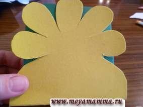 примерка цветов к сумочке