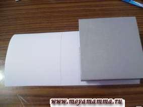 Изготовление внешней части сумки