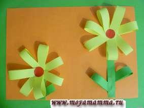 Заготовки для изготовления цветов