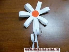Цветок. Что сделать на 8 марта своими руками