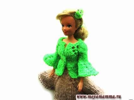 c4758c514f2 Вязание для кукол своими руками Одежда для кукол Барби