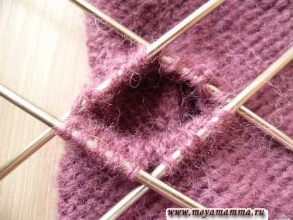 набор петель для вязания пальца