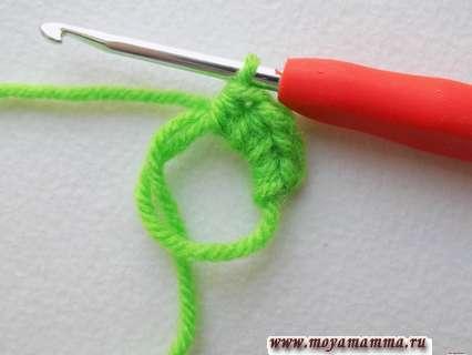 Расширение вязания
