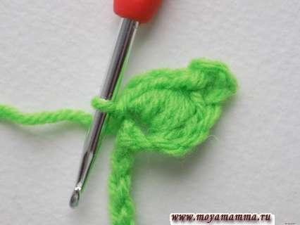 Замыкание цепочки