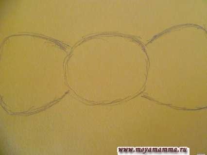 Рисунок бантика