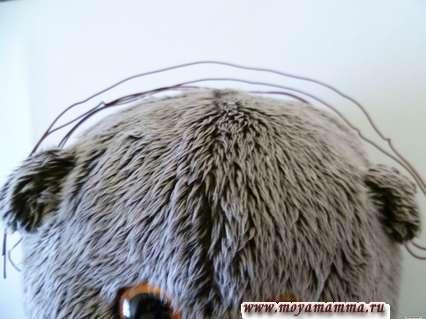 Заготовка для наушников на голове Басика