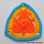 трехцветный треугольник