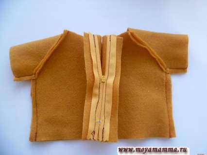 сшивание боковых швов