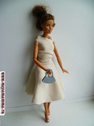 одежда для кукол без шитья