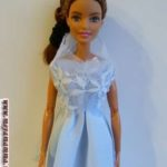 одежда для кукол барби без шитья