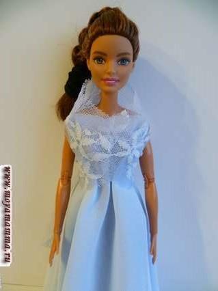 Одежда без шитья для кукол