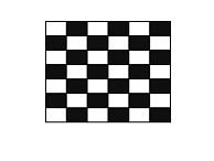Схема простого жаккардового узора