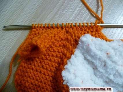 набор петель для вязания рукава