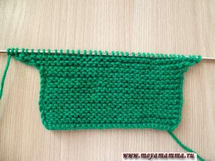 вязание комбинезона для Басика