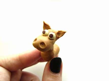 голова лошадки