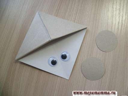 глазки и ушки для мышки