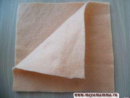 прямоугольники из фетра