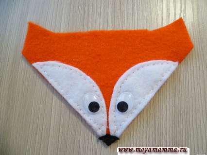 сборка лисы