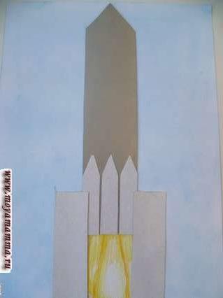 летающая ракета