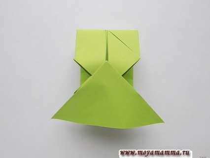 Танк из бумаги с пошаговой инструкцией. Формирование танка
