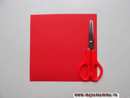 Бумага, ножницы
