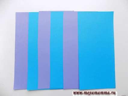 6 прямоугольников