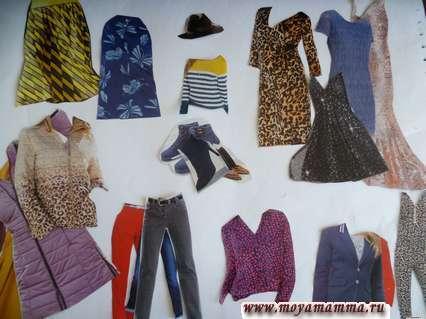 Классификация одежды по назначению