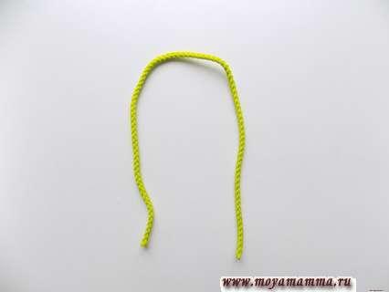 шнур длиной 20 см