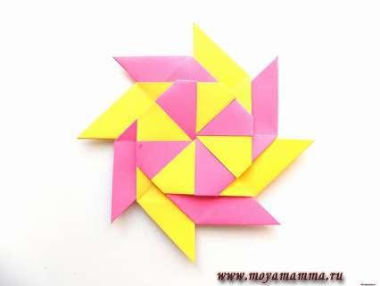оригами трансформер