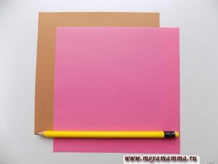 Цветаня бумага
