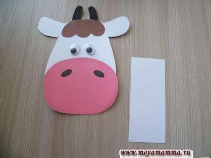 Шея коровы