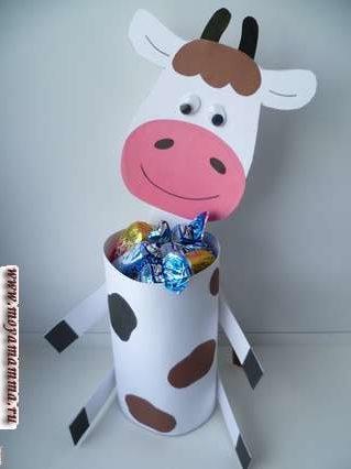 Поделка Корова