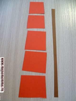Разрезание на пять частей