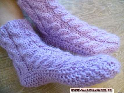 сапожки носочки