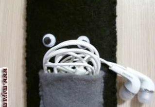 чехол для телефона из фетра
