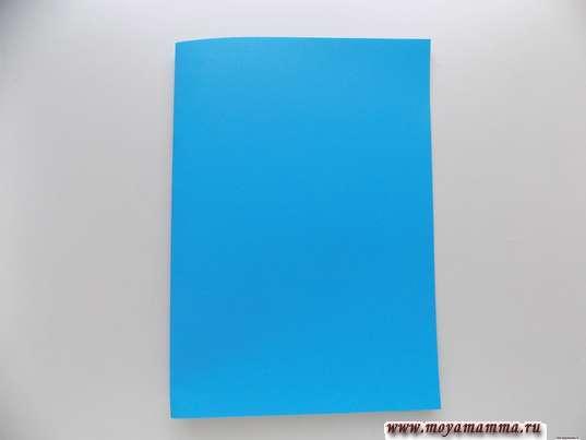 Бумага для изготовления кроны