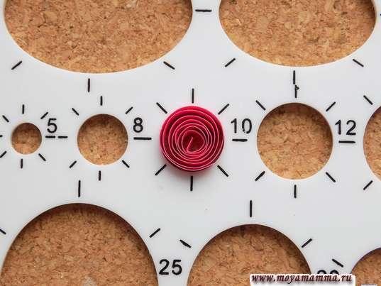 маленький круг диаметром 10 мм