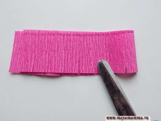 полоски шириной около 7 мм