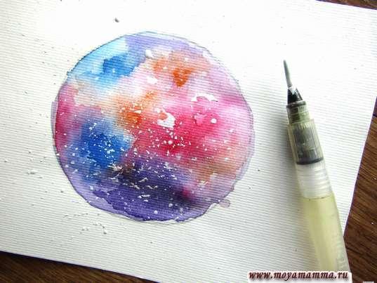 Рисование звезд