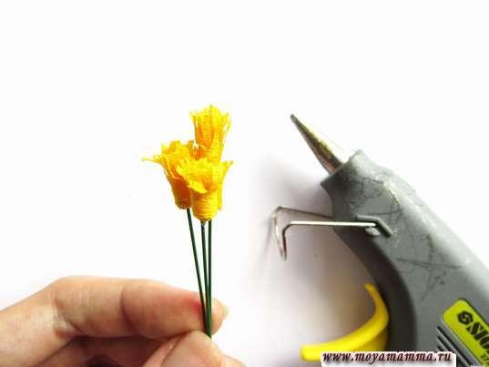 Серединка цветка
