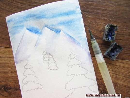 Рисование теней