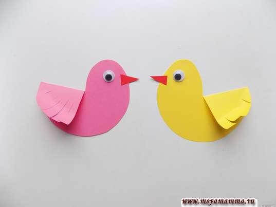 Две птички