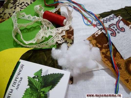 Материалы для изготовления травницы