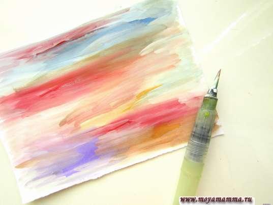 Разноцветный фон