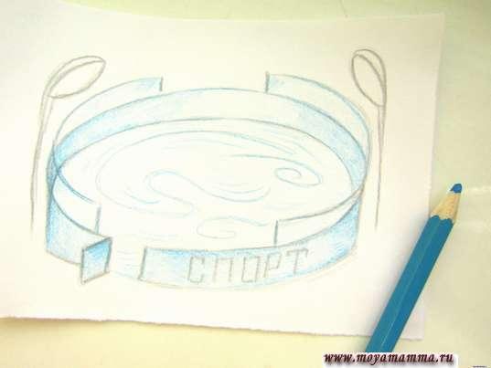Использование голубого карандаша