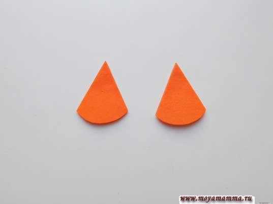 треугольные заготовки