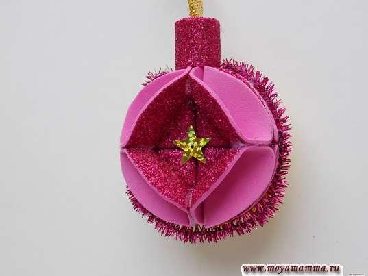Игрушка на новогоднюю елку