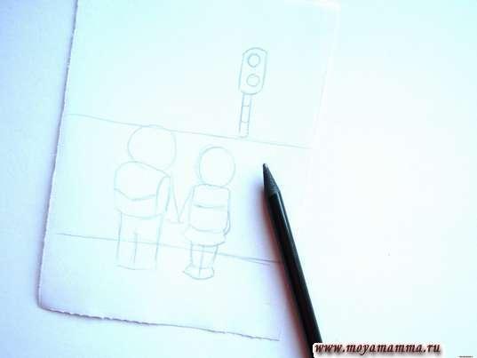 Рисунок детей